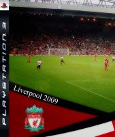 Liverpool PS3 Cover by 2GRK