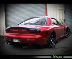.: JDM RX-7 :. by Klaus-Designs