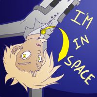 I'm in Space by Nellufy