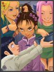 Kunoichi Slumber Party by The-Z
