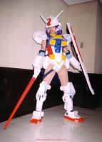Mobile Suit Gundam Girl 1 by polidread