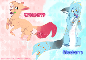 New OCS- Berries by jujubacandy
