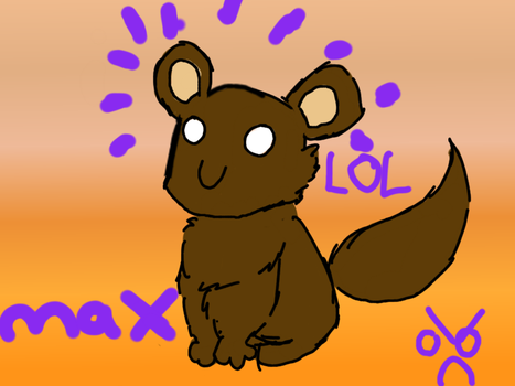 max by max-the-squirrel