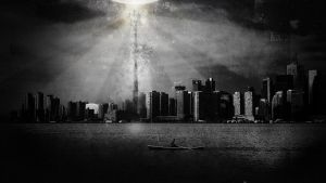 Abstract City by MrP3pC