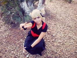 -: Temari Cosplay :- by Midara483