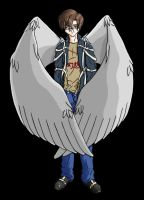 bob with wings by leonhart4