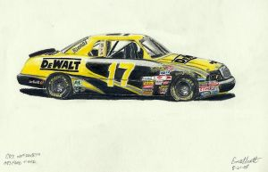 C.O.Y.- Matt Kenseth by ImfamousE