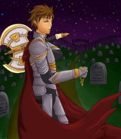 DF-AQ: Artix- At Peace by chocopearl