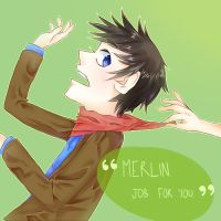 Come Here, Merlin by Alligates