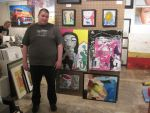 Drew Schermick Art One Gallery 04-24-14 by drewschermick