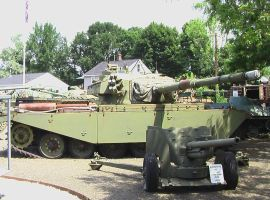 Danbury, CT - Military Museum of S. New England by Ovid2345