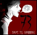 Hannibal countdown for the 3rd season - 73 by FuriarossaAndMimma