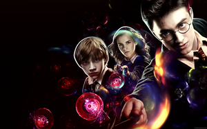Harry Potter Wallpaper 9 by Maxoooow