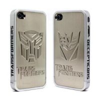Transformers Autobots iPhone 4/4S Hard Protective by tracylopez