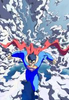 superman t9hpw by chiryogatito