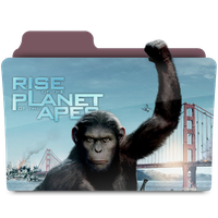 Rise of the planet of the apes - folder by janosch500
