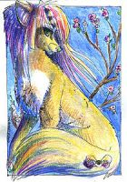 : In Bloom ACEO : by dar-a