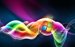 Windows 7 - Rainbow by apocalypsemedia