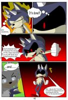 kyo VS Sonic exe page 40 by DiscoSaeba