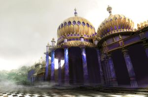 temple by artcobain