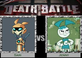 Death Battle - 4 by Moheart7