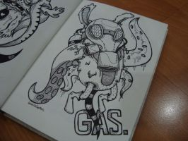 GAS FREAK by GalactikCaptain
