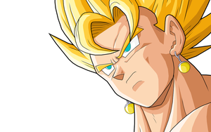 Vegitto SSJ by drozdoo