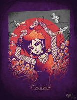 Siouxsie Sioux by BlueBreegull