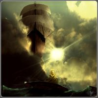 The Flying Dutchman by Mouces
