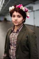 Swiggity Swag - Will Graham and His Rose Crown by faramon