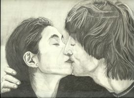 John and Yoko by donna-j