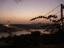 The 2nd Bridge Istanbul by Asligg