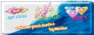 Icons Pack Surf by Mickka