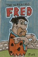 The Walking Fred PSC by johnnyism