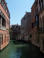 Quiet Venice by Greenshift117