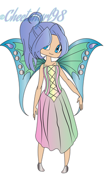Fairy adopt for RikuFanGirl555 by cheetahgrl98