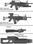 Military Weapon Variants 35 by Marksman104