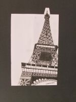 Eiffel Tower by lucasnetto