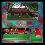 House Cake by Tizette-Creations