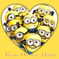 You are one in a minion! 1 by luckyluckyclover77