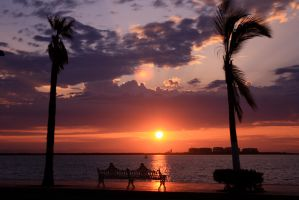 Mexican Sunset 3 by Ohmen51