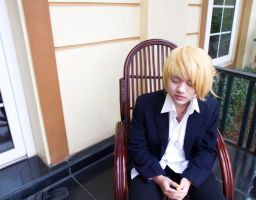 Game of Life (vocaloid) - Len Kagamine by aliceshadowknight
