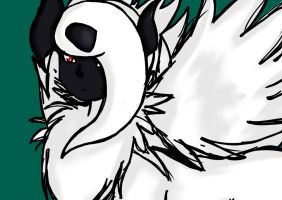 Mega Absol by Bassy4ever11