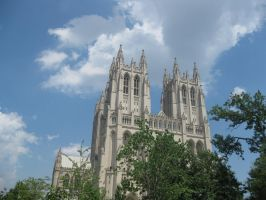 National Cathedral by mbaqangaspaz