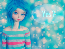 Yes? by starobots
