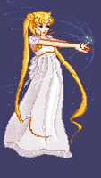 Princess Serenity by jojo263