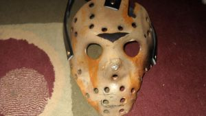friday the 13th part  mask by monkeythe13th