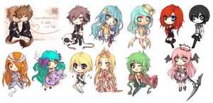 1. chibi batch by akiicchi