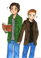 Wincest: Subtle, Dean... by karuhichan359