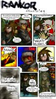 Rankor Chronicles: 102nd page by SandraMJ
